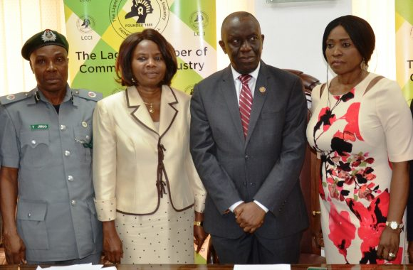 The LCCI Stakeholders Forum On ECOWAS Trade, In Lagos